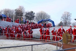 Lanark Loch Festive Fun Run/Walk - SL Race Series