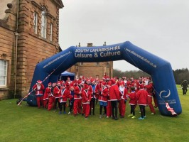Jingle all the Way - Chatelherault 5k - SL Race Series