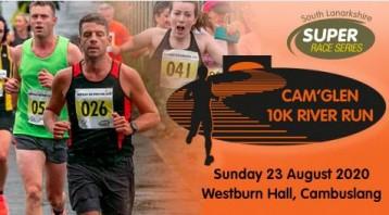Cam'Glen 10k River Run - SL Race Series