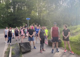 July Wednesday Run Sessions
