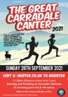 The Great Carradale Canter 2021