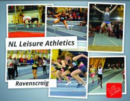 NL LEISURE - INDOOR OPEN GRADED ATHLETICS MEETING SATURDAY 18TH  FEBRUARY 2017