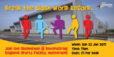 Sloshathon - World Record Attempt