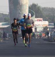 The2017 Hawassa Half Marathon