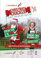 jogscotland Christmas Cracker 5k - Broadwood Stadium