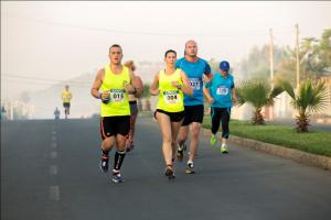 The 2018 Hawassa Half Marathon