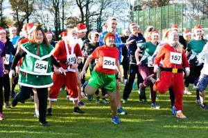 Santa Dash - Festive 3k Fun Run