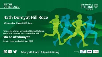 45th Dumyat Hill Race 2018