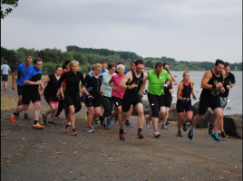Shona Girdwood Quality Run Session Adults 16+