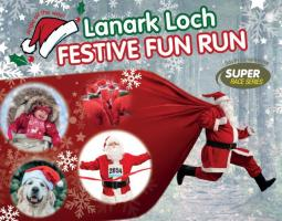 SL Super Race Series - Jingle all the Way Festive Fun Run (Lanark Loch)