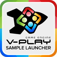 V-Play Sample launcher