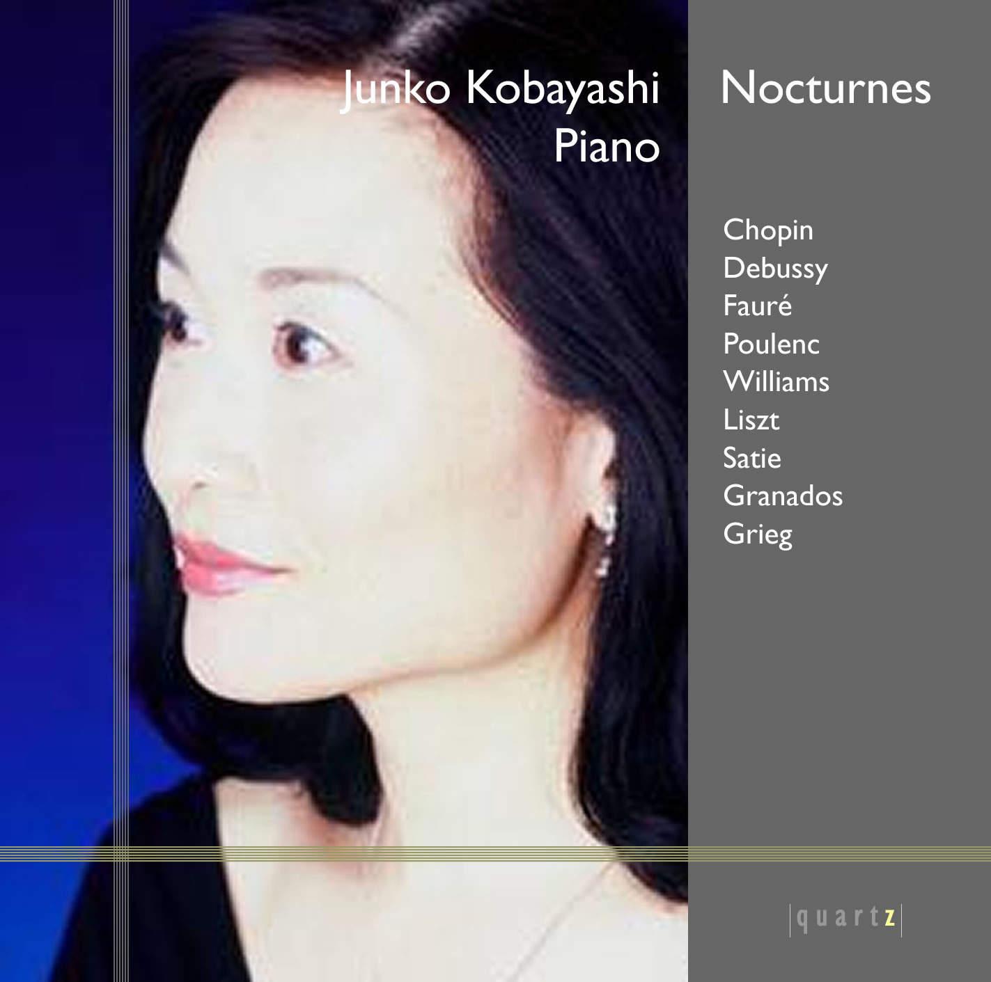 Junko Kobayashi (piano)
