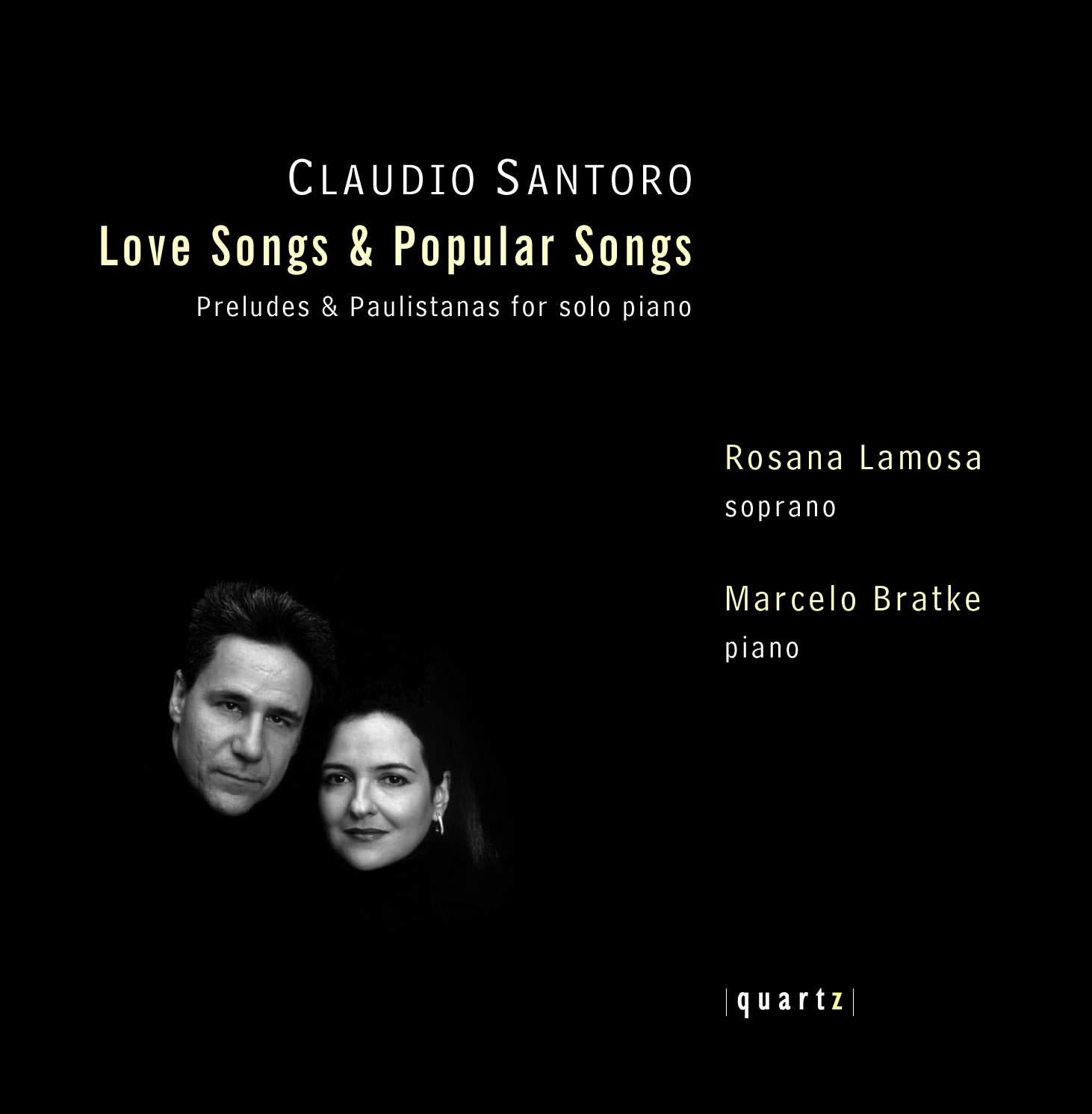 Marcelo Bratke (piano) and Rosana Lamosa (soprano)