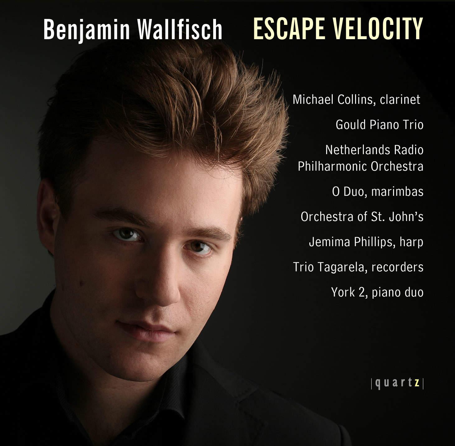 Benjamin Wallfisch (composer)