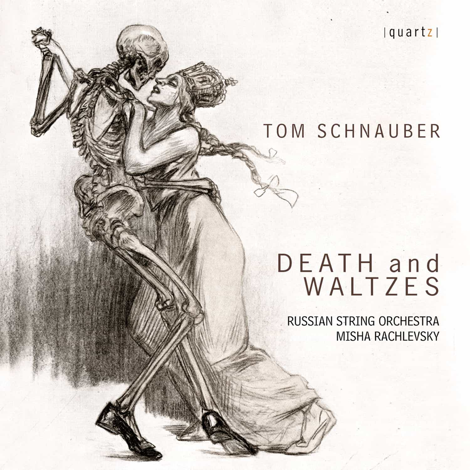 Tom Schnauber: Death and Waltzes