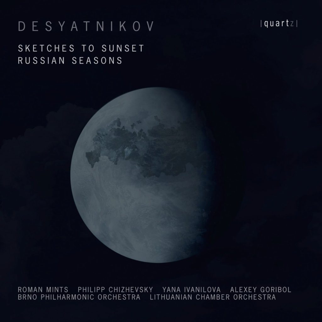 Desyatnikov: Sketches to Sunset; Russian Seasons