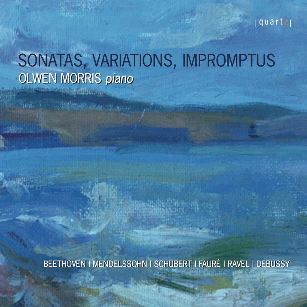 Sonatas, Variations, Impromptus