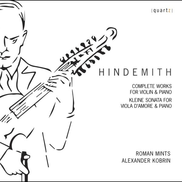 Hindemith: Complete Works for Violin & Piano