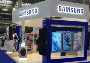 Qudini at RBTE 2016 with Samsung