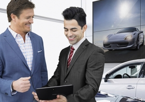 Qudini Car Dealer use case