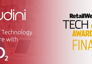 Qudini shortlisted for RetailWeek Best Use of Tech