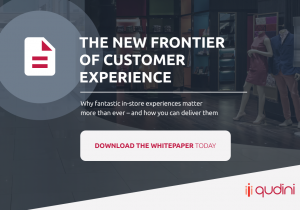 The New Frontier of Customer Experience_Qudini