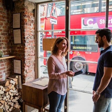How Qudini helped Flat Iron to reduce queues