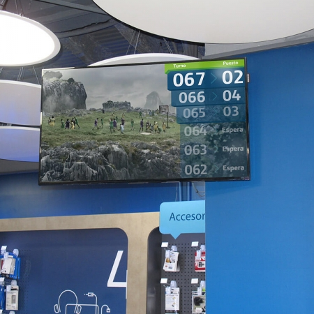 Telecommunications Retail Queuing System Qudini