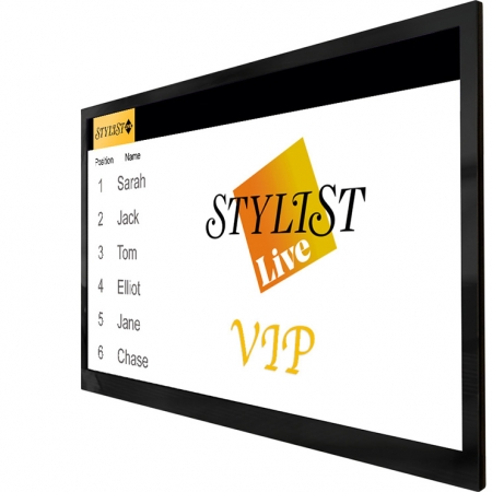 Digital Signage TV Displays Show The Queue Qudini