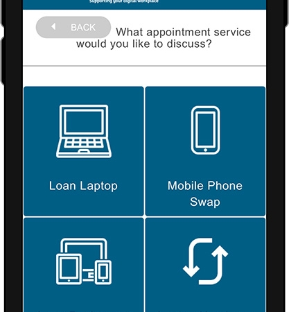 Head Office Tech Support Appointment Booking Software Qudini