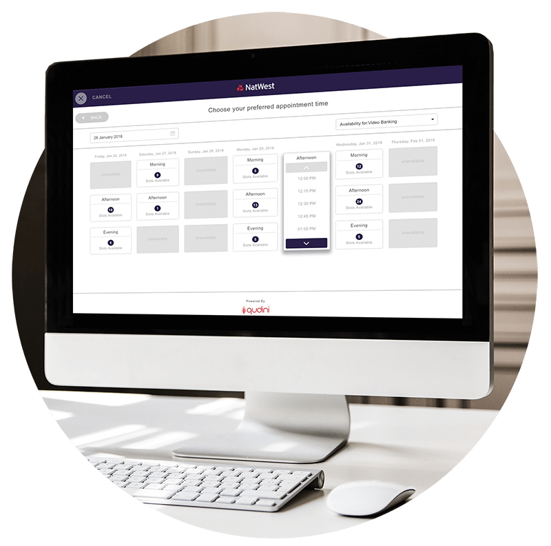 NatWest Video Banking Solution Image