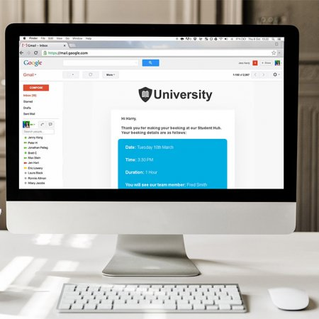 University Appointment Booking Software Qudini