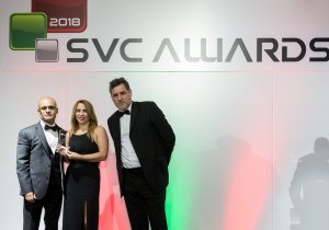 Qudini And NatWest Win SaaS Innovation Of The Year Awards At SVC Awards 2018