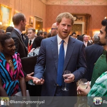 "Repost from @kensingtonroyal using @RepostRegramApp - ""The @QueensYoungLeaders award recognises what you have achieved, not for yourselves, but for your communities, for your peers, and for those less fortunate.  You have already been an inspiration to so many; but I hope this award will inspire you to go out and achieve even greater things in the future, empowered by the network of leaders you now sit amongst.  Please keep doing what you're doing and inspire others to do the same; tomorrow the search begins for next year's lead."" - Prince Harry to the 60 inspirational #QueensYoungLeaders as they received their awards from The Queen at Buckingham Palace."