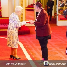 Repost from @theroyalfamily using @RepostRegramApp - Hi, it's Jacob here. I'm one of the 2016 @QueensYoungLeaders and I work with the LGBTI+ community in Australia.  Last night the Queen's Young Leaders met with Her Majesty The Queen to receive our Awards at Buckingham Palace. It was one of the most overwhelming yet gratifying experiences for so many of us. We are so incredibly grateful for what this programme has given us as well as the support provided by @theroyalfamily. It is now up to us as QYLs to deliver to provide platforms for voices to be heard and action to be taken to ensure that the future of this planet and the Commonwealth is one of opportunity and equal standing.