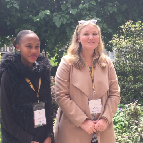 Meet the South African Queen's Young Leaders on Nelson Mandela International Day