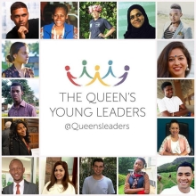 On #internationalyouthday we celebrate our #queensyoungleaders who are changing the communities they live in. If you're aged 18-29, from a Commonwealth country and making lasting change in your community, then visit queensyoungleaders.com to apply.