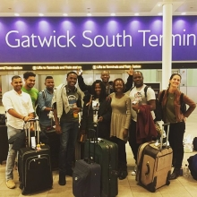 The #QueensYoungLeaders have arrived in #Cambridge, ready to begin their leadership training and mentoring. Find out more about their visit on the website (link in bio)