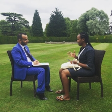 The second day of the #QueensYoungLeaders Residential is providing the Award winners with the opportunity to get some advice and guidance about their projects in one-to-one mentoring sessions #leadership #mentor #youth