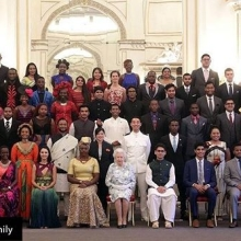 Repost from @theroyalfamily - #TheSearchIsOn for the next #QueensYoungLeaders - the programme looks to award exceptional young people who've proved themselves to be inspiring leaders in their communities. The Award discovers, celebrates and supports exception young people around the Commonwealth, in honour of Her Majesty The Queen's lifetime of service. Applications close in 2 weeks, so get yours in today! Find out more @queensyoungleaders