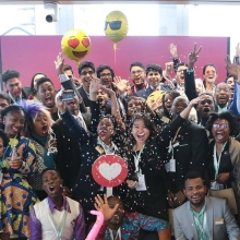 There are only THREE days to go to apply to be part of #QueensYoungLeaders 2018, so if you're aged 18 – 29, from a Commonwealth country and changing your community, make sure you head to queensyoungleaders.com today.  Remember - Award winners and highly-commended runners-up receive a year of online learning, mentoring and networking. This support will help you to increase your impact and develop your leadership and communications skills.  If you think you have what it takes, apply now (link in bio)  #TheSearchIsOn