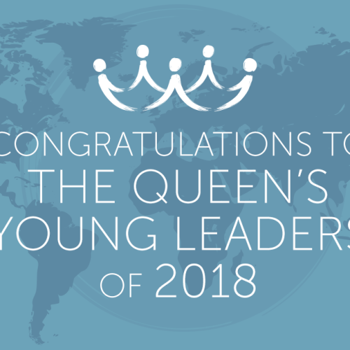 Final ever Queen's Young Leaders Award Winners announced