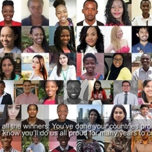#ICYMI Watch Prince Harry's special message to this year's winners. #QueensYoungLeaders #PrinceHarry