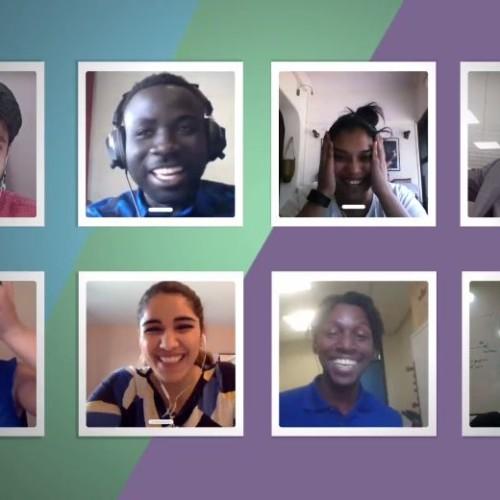 Queen's Young Leaders class of 2018 reactions