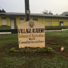 We spent the day at Village Academy in Jamaica which receives funding through the #QueensYoungLeaders grant programme. See more in our story.