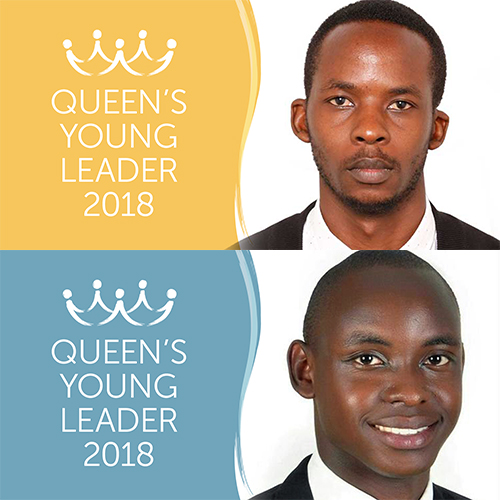 Introducing Queen's Young Leaders Isaya and Bazil