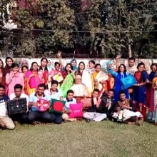 We are in Bangladesh catching up with our #QueensYoungLeaders grants. We met a group of young people who are benefiting from the 'Turning Job Seekers Into Job Creators' grant with B'Yeah. Through B'Yeah these young people have been provided with business plan consultancy, and access to finance and innovative mentoring models enabling them to start and grow sustainable businesses. #BYEAH #Entrepreneurs