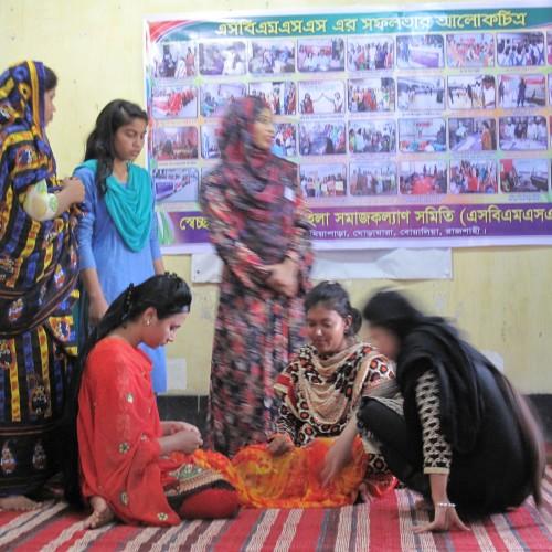 ActionAid's Firestarter Initiative in Bangladesh