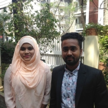 Jasmin and Asma work for the Rohingya Refugee Crisis Response project which helps refugees in numerous ways, including offering psycho-social & primary health support, and teaching women and adolescent life skills. Link in our bio.  #ActionAid #Bangladesh #Youthprojects #QueensYoungLeaders #FirestarterInitiative #RohingyaRefugeeCrisisResponse