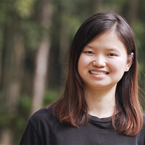 Meet Queen's Young Leader Wen Shin Chia